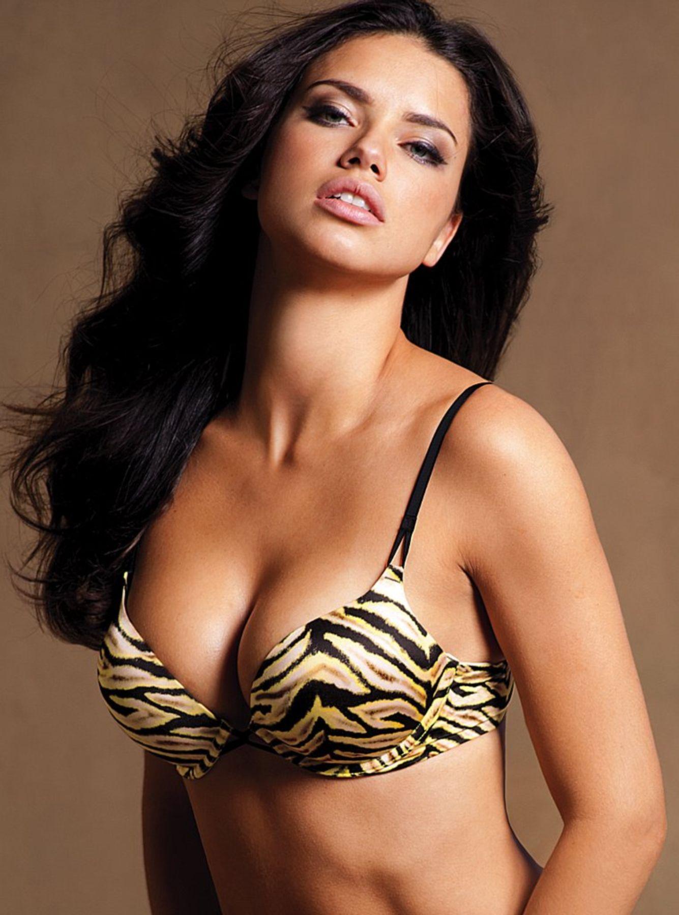 Best 25 Model Home Decorating Ideas On Pinterest: Adriana Lima Victoria's Secret 2011 Koleksiyonu