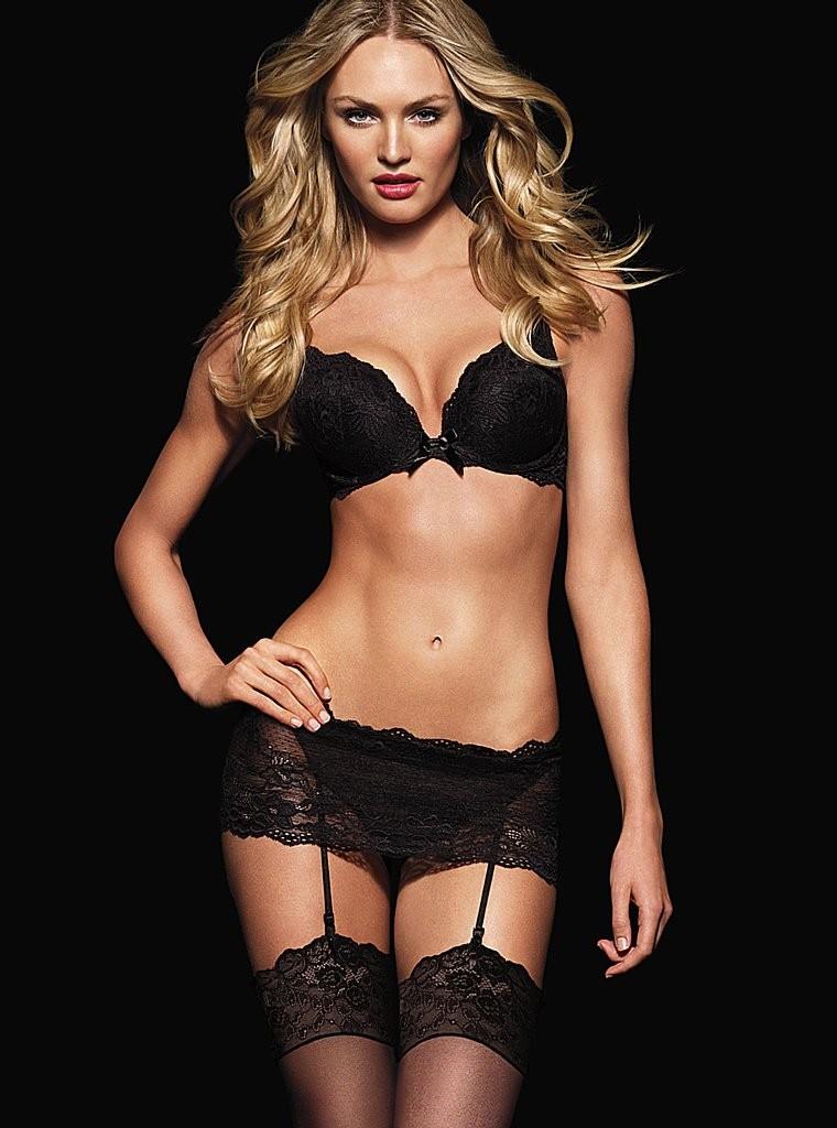 Candice Swanepoel Victoria's Secret Yeni İç Çamaşırları ...